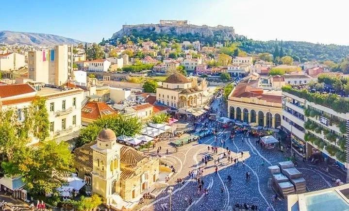 """心动了吗?希腊计划通过减税50%来吸引""""数字移民"""""""