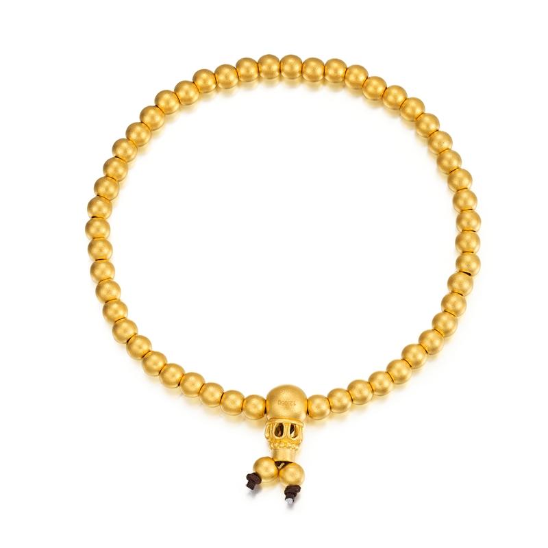 这3款黄金手链正流行,今年秋天的搭配神器
