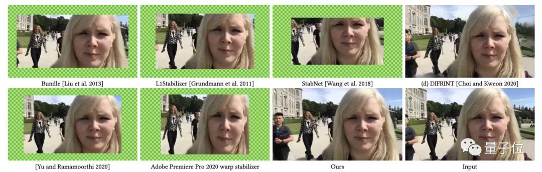 如何用AI实现视频防抖?还是无需裁剪画面的那种