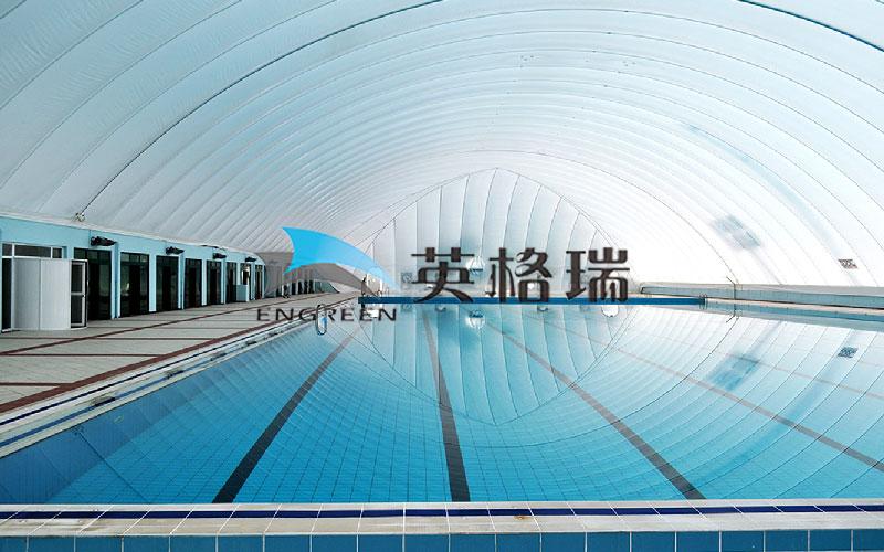 有许多室内游泳馆或比赛场地选用膜建筑你知道为什么嘛?