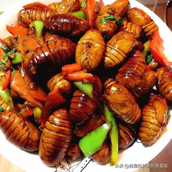 11道讲究的家常菜,鳝鱼,海参,茧蛹和比目鱼做法简单又健康。 家常菜 第5张