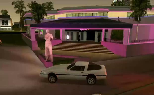 """在《GTA5》中重回""""罪恶都市""""这些熟悉的地点你都记得吗?"""