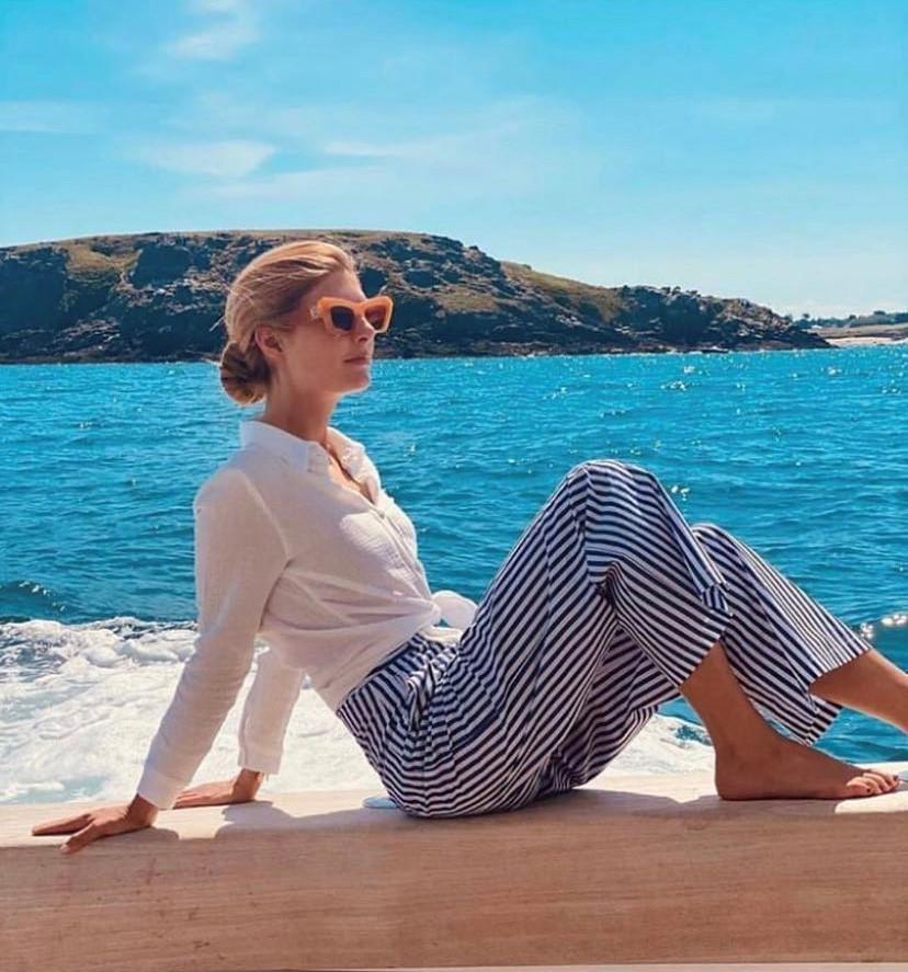周末的慵懒迷人,需要一些法式风格,这6个单品是法国女人最爱