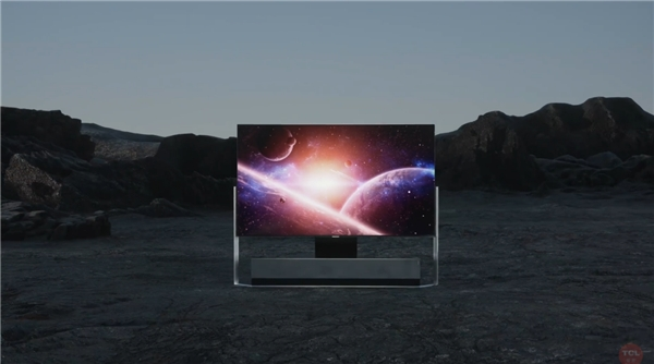 感官进化,超能科技,TCL X12智屏带你体验沉浸式奇幻太空之旅