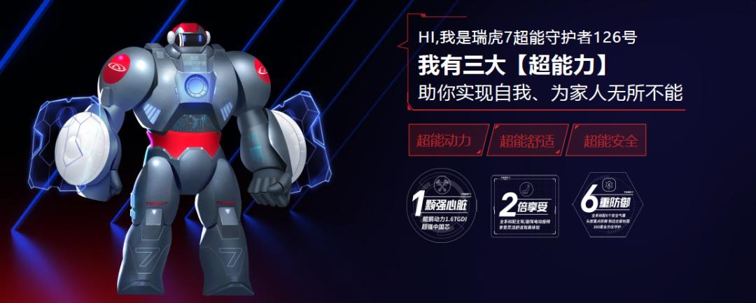 入门即高配,10万元的瑞虎7超能版能否撼动H6?