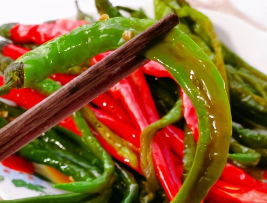 腌辣椒的做法步骤图 半个月就能吃