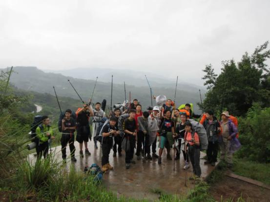 最受欢迎的徒步活动首次对外招募,葛仙山徒步,等你来挑战