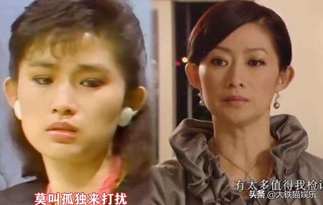这4位女星,上了年纪后跟年轻时容貌反差大,都没当年的影子了