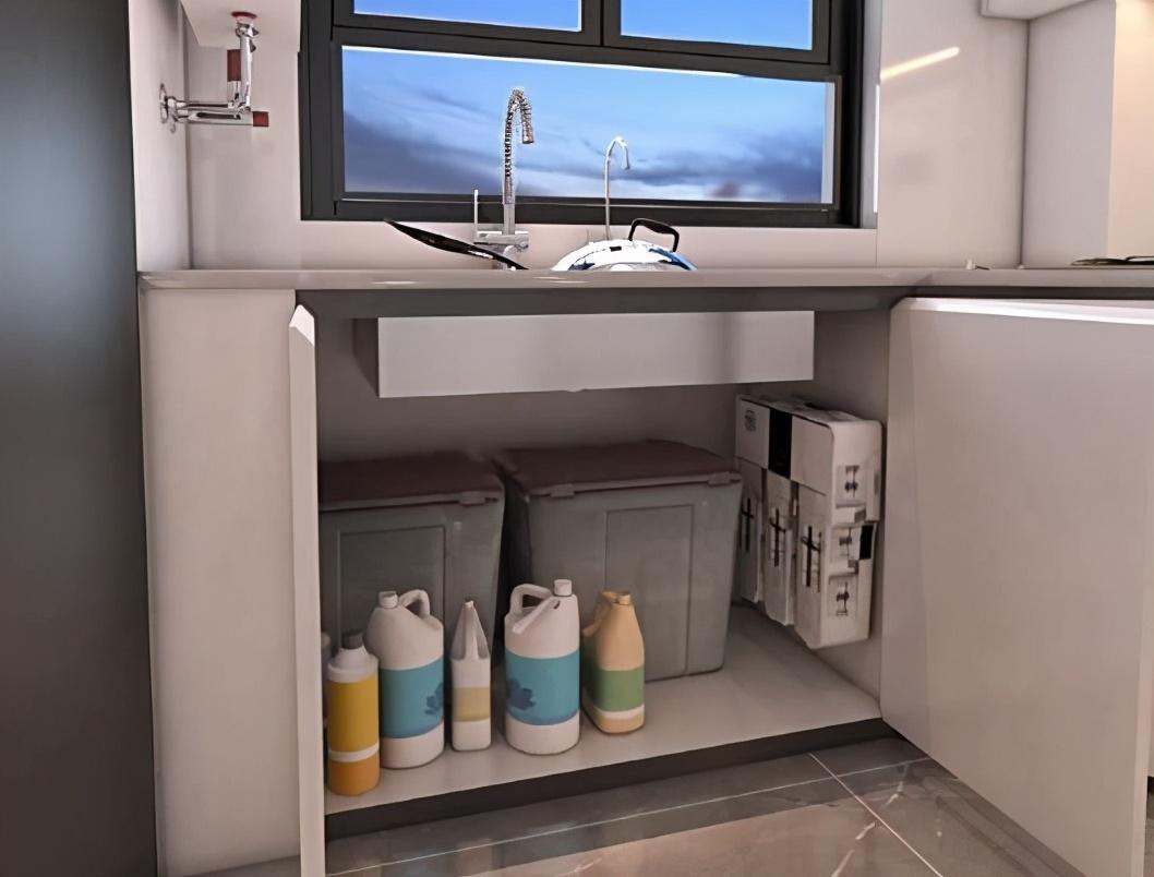 你家还是10年前的厨房?快看看现在的现代厨房吧!好看又实用 厨房装修 第6张