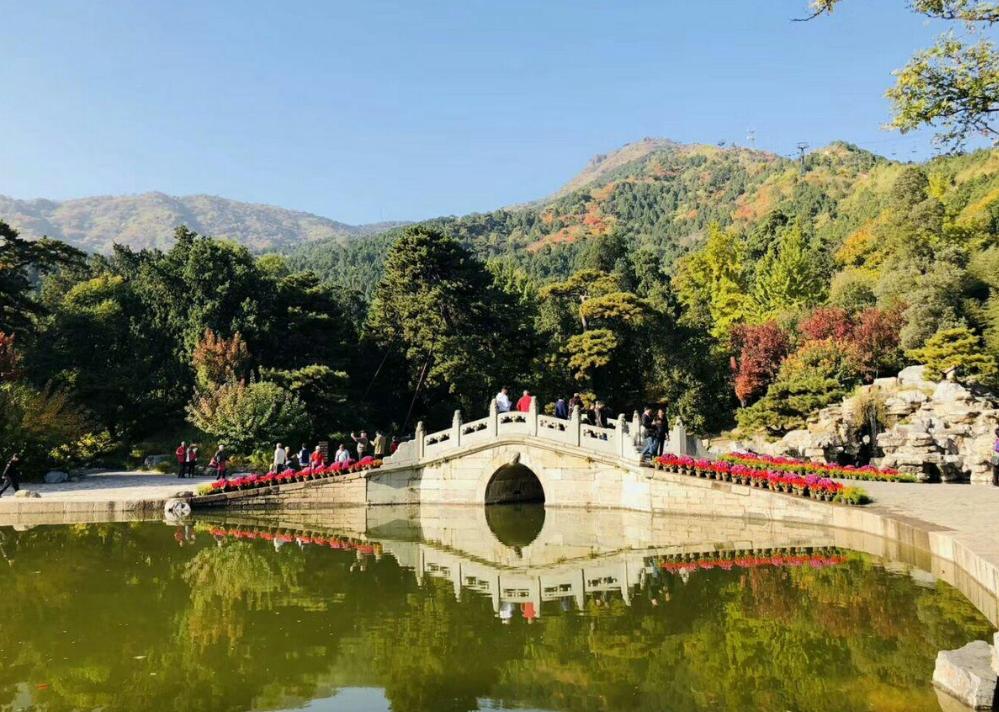北京一处绝美公园,门票10元,风景秀丽,距北京市区仅20千米