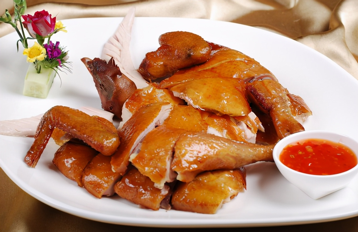 """中国的""""4大名鸡"""",吃货们不见得都吃过,全吃过的就凶猛了"""