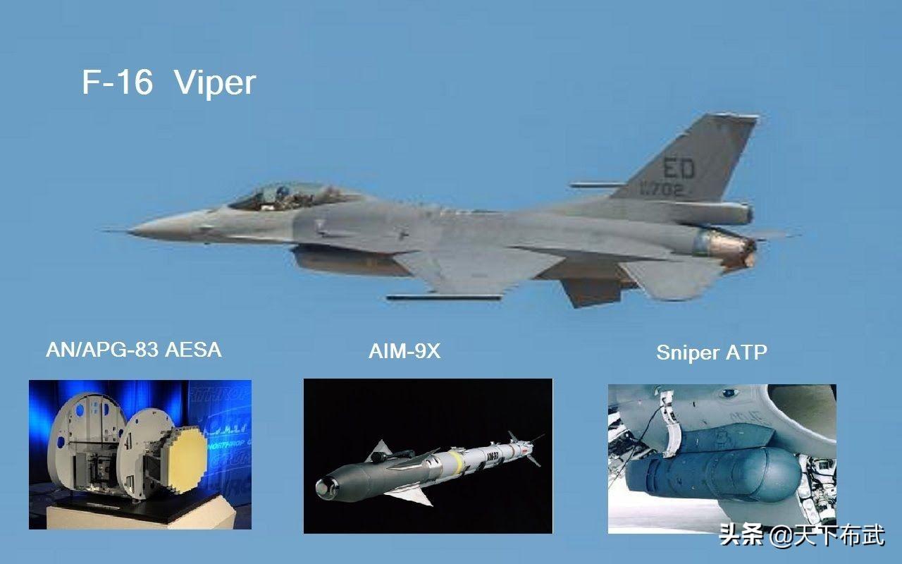 硬改40年,生产制造总产量超4600架,F-16可否称之为全世界最強三代机?
