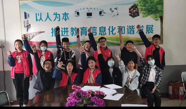 """洛阳市馨怡福星社会工作服务中心举办""""线上助学""""牵手计划活动"""