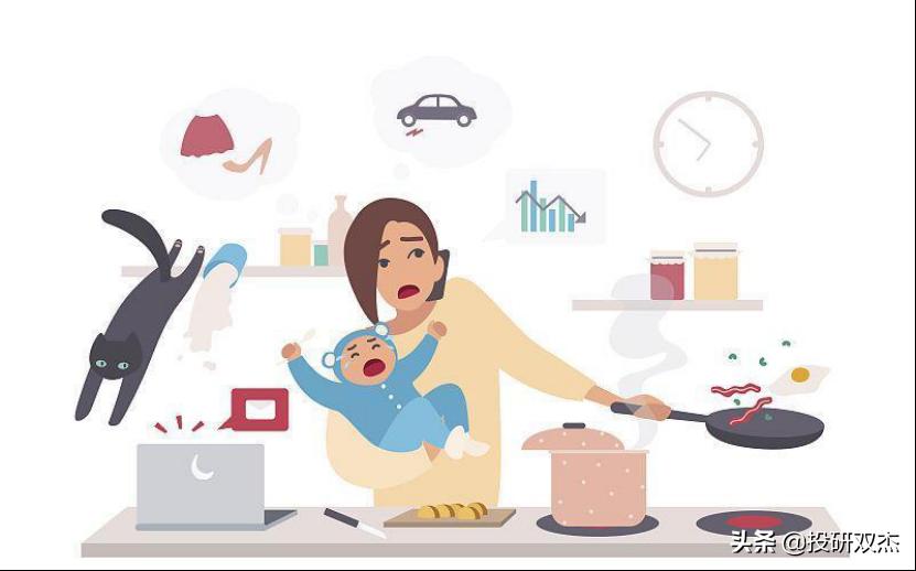 女人生一个孩子损失30万?这才是中国生育率下降的根本原因