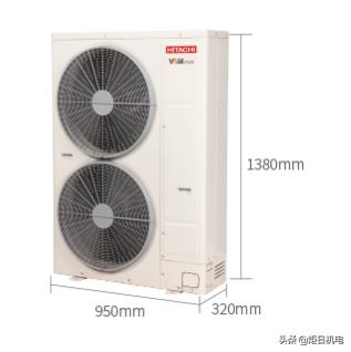 日立中央空调VAM系列中的2Q和6Q有什么区别?