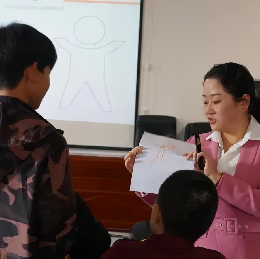 宁乡经开区科技工业学校召开心理专题课程辅导讲座