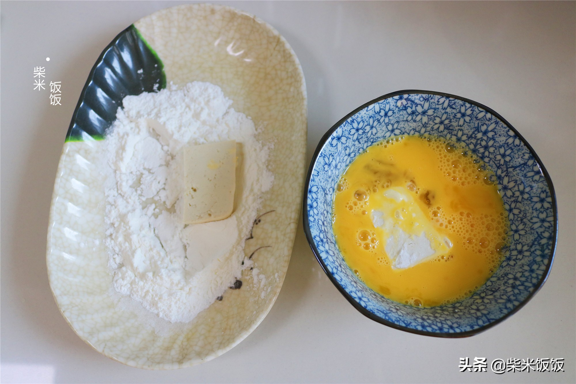 豆腐的神仙吃法,一出鍋滿屋香,外酥里嫩又多汁,孩子搶著吃