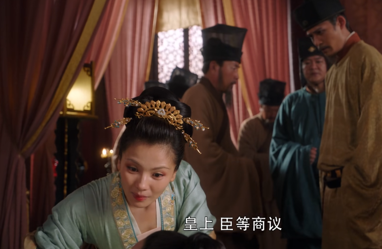 大宋宫词:婉儿人设反转,她一图点明刘娥结局