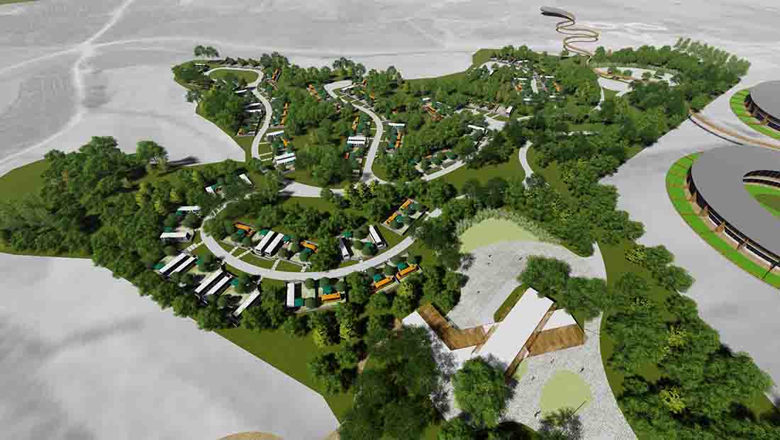 房车营地的未来设计 房车与营地的简单相加