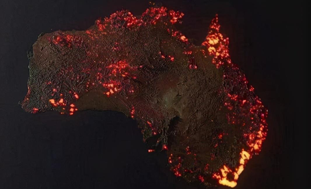 地球怎么了?澳洲迎来百年一见高温大火,专家:玛雅预言成真?