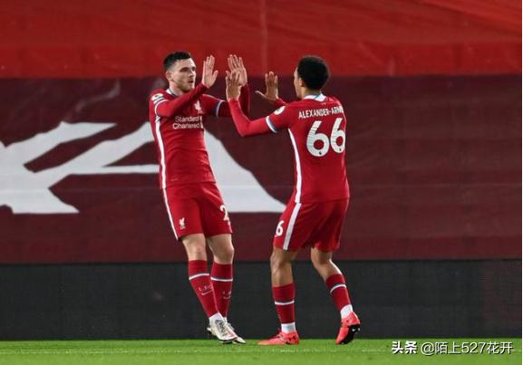 新援红军生涯首球,利物浦3-1阿森纳!球迷:完全不是同一水平