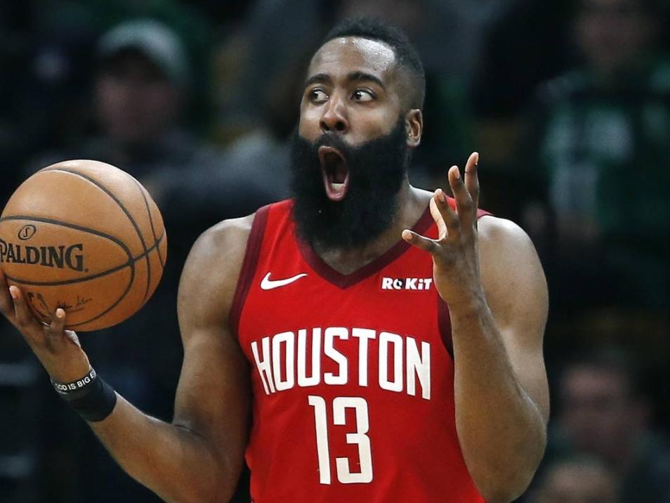 Curry和哈登的最大區別?前NBA主帥:哈登的積極性沒有Curry高,哈登不愛跑位!-黑特籃球-NBA新聞影音圖片分享社區