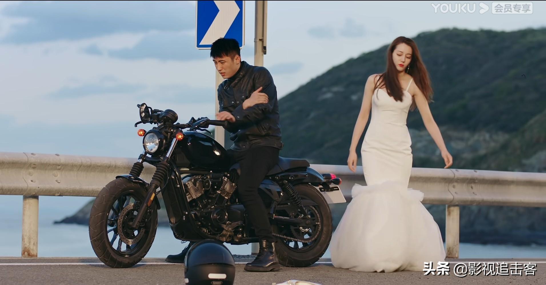 《幸福,触手可及》迪丽热巴饰演落跑新娘,颜值演技同时在线