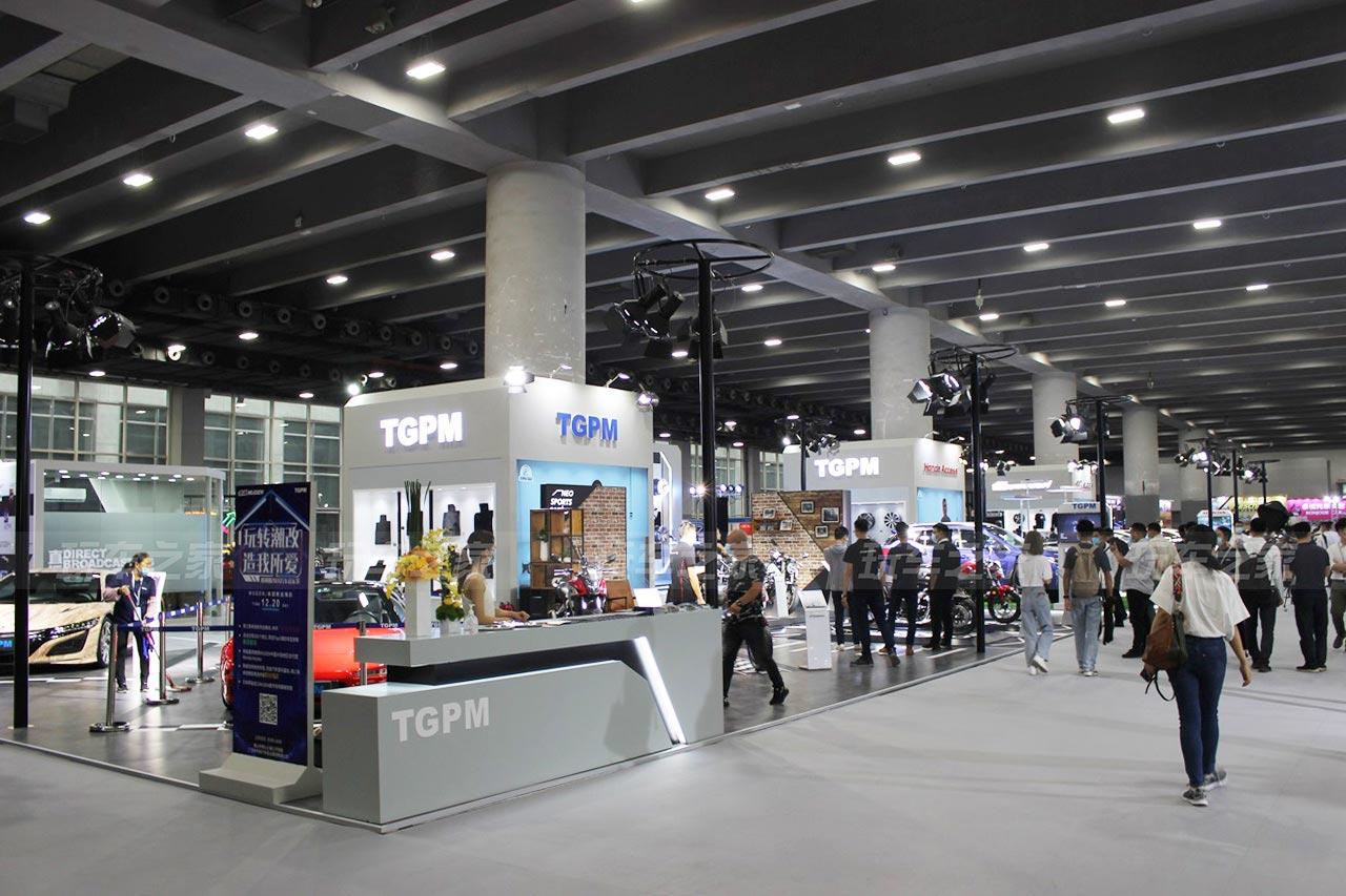 聚焦行业新方向 2020年广州改装车展盛大开幕