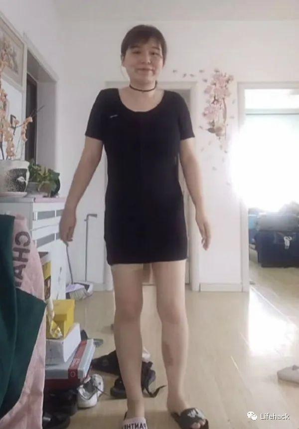 逗比网红郭老师暴瘦40斤变大美女,这也太逆天了吧