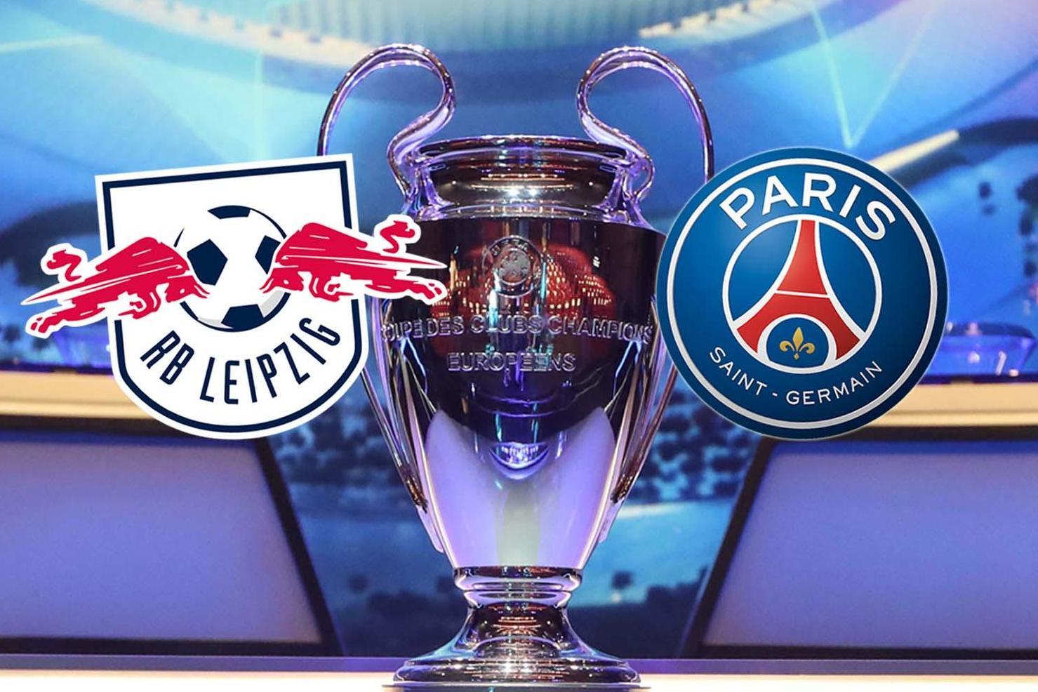 「欧冠杯」荣耀之战:RB莱比锡vs巴黎圣日尔曼,大巴黎胜券在握