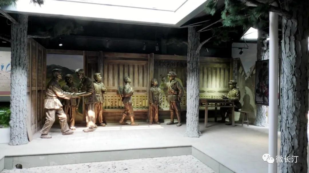长汀县领导到南山镇调研长征国家文化公园(长汀段)建设工作