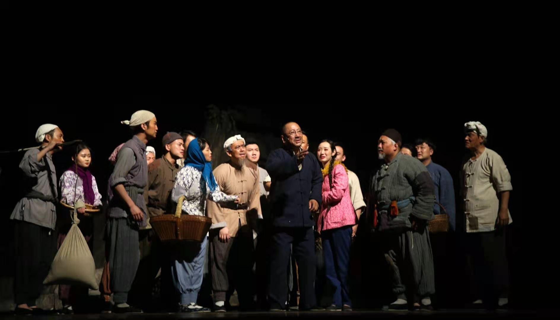 陕西唯一!庆祝中国共产党成立100周年优秀舞台艺术作品展演作品发布 话剧《路遥》入选
