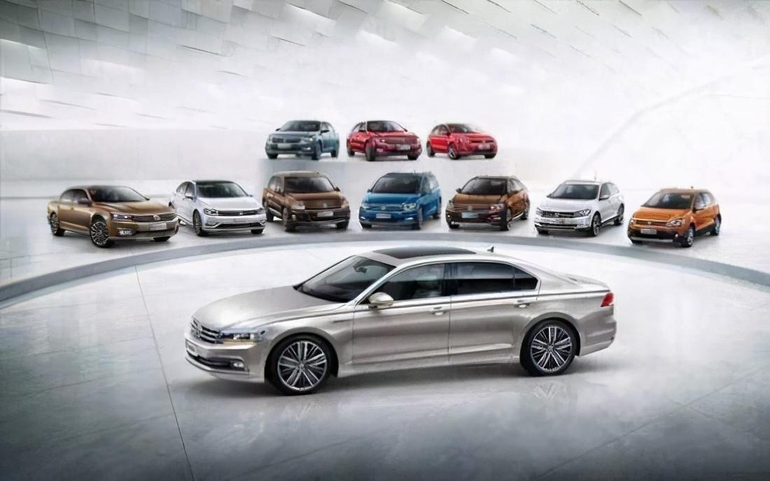 上汽大众新一轮产品升级来袭 全面助力品牌向上