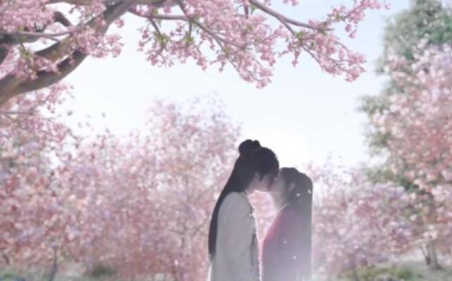 王一博和赵丽颖深情表白画面太美,又是被喂狗粮的一天