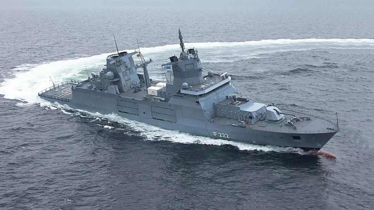 德紧跟北约步伐,战舰欲敲门南海,德媒警告:解放军已做好战斗准备