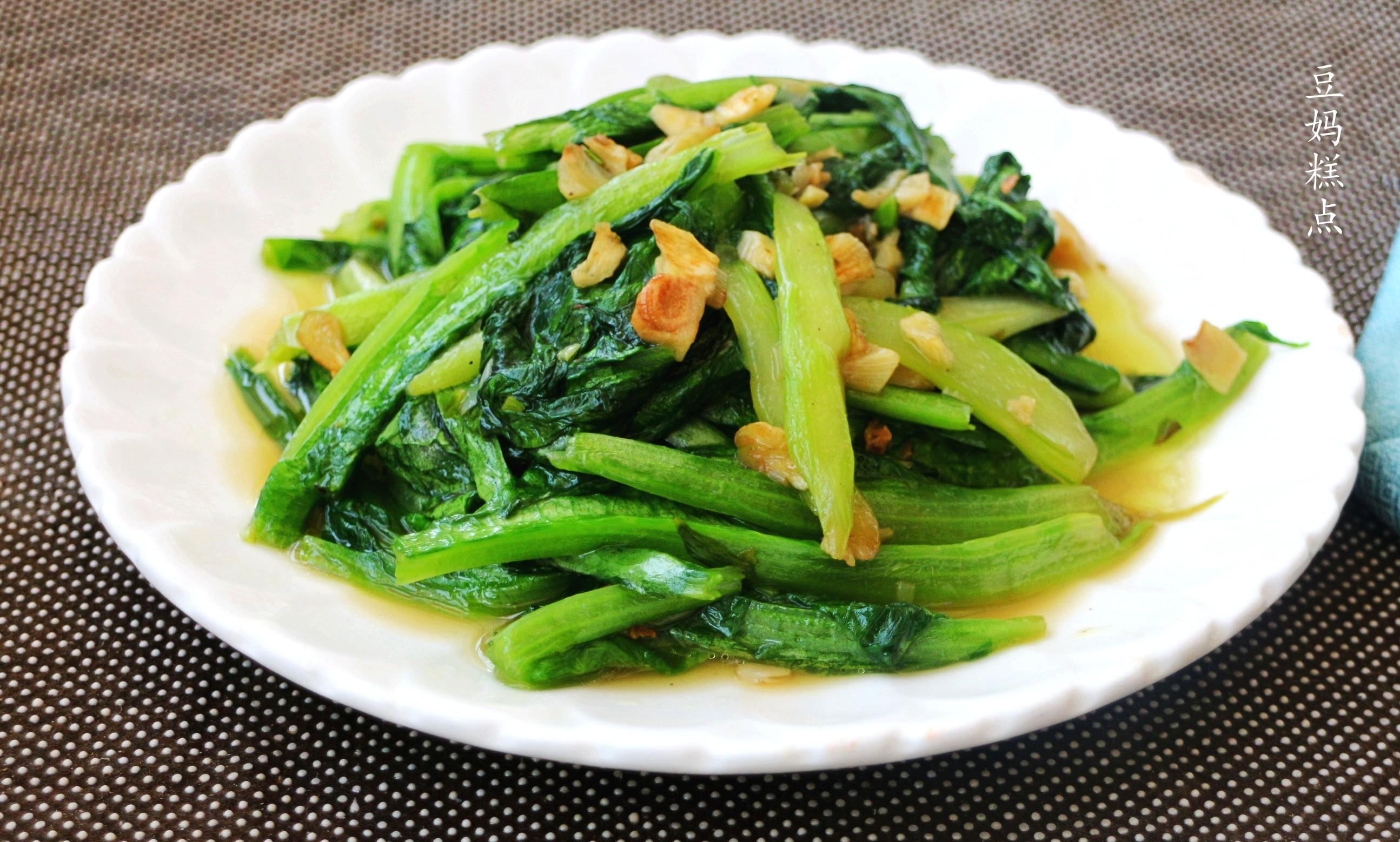 家常素小炒,节后清肠减肥必备 减肥菜谱 第8张