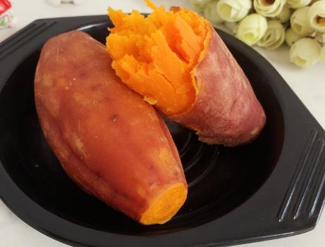 蒸红薯技巧 掌握3点小技巧红薯软糯香甜糖汁多