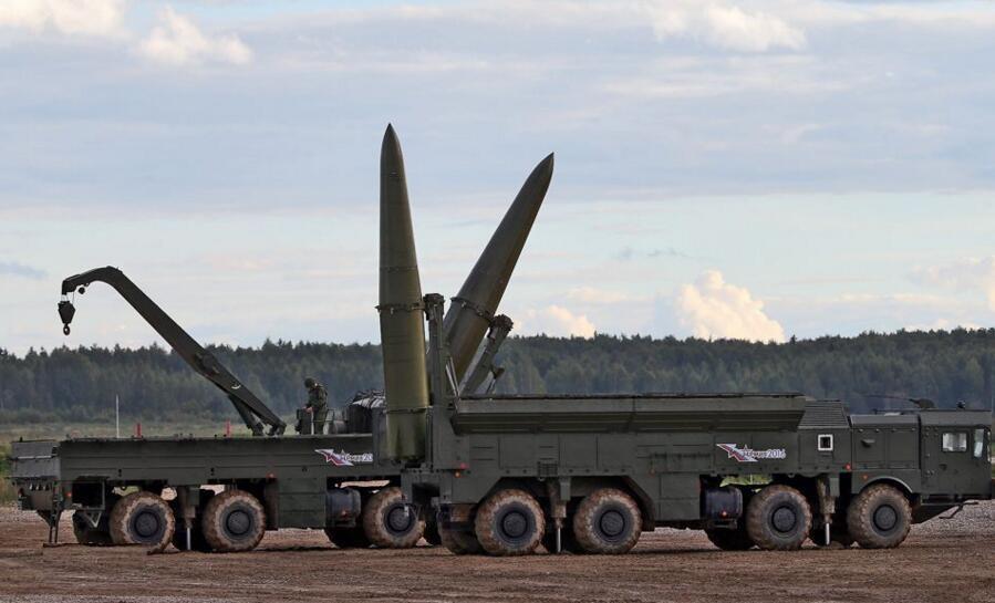 美国核武器进驻波兰,俄罗斯毫不客气:伊斯坎德尔瞄准5500名美军