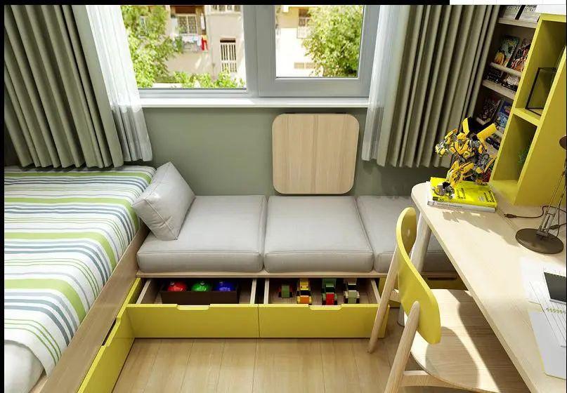 2021年家居主流色:极致灰+亮丽黄,你get到了吗?