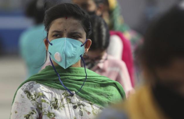 新冠疫情卷土重来!印度为自己的行为付出代价,日增患者创新高