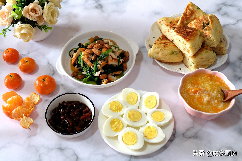 每天记录早餐,家常食材简单做法 早餐 第3张