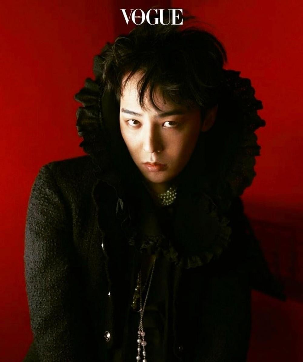 韩流天王GD新专制作中,退伍后首次回归准备轰炸歌坛