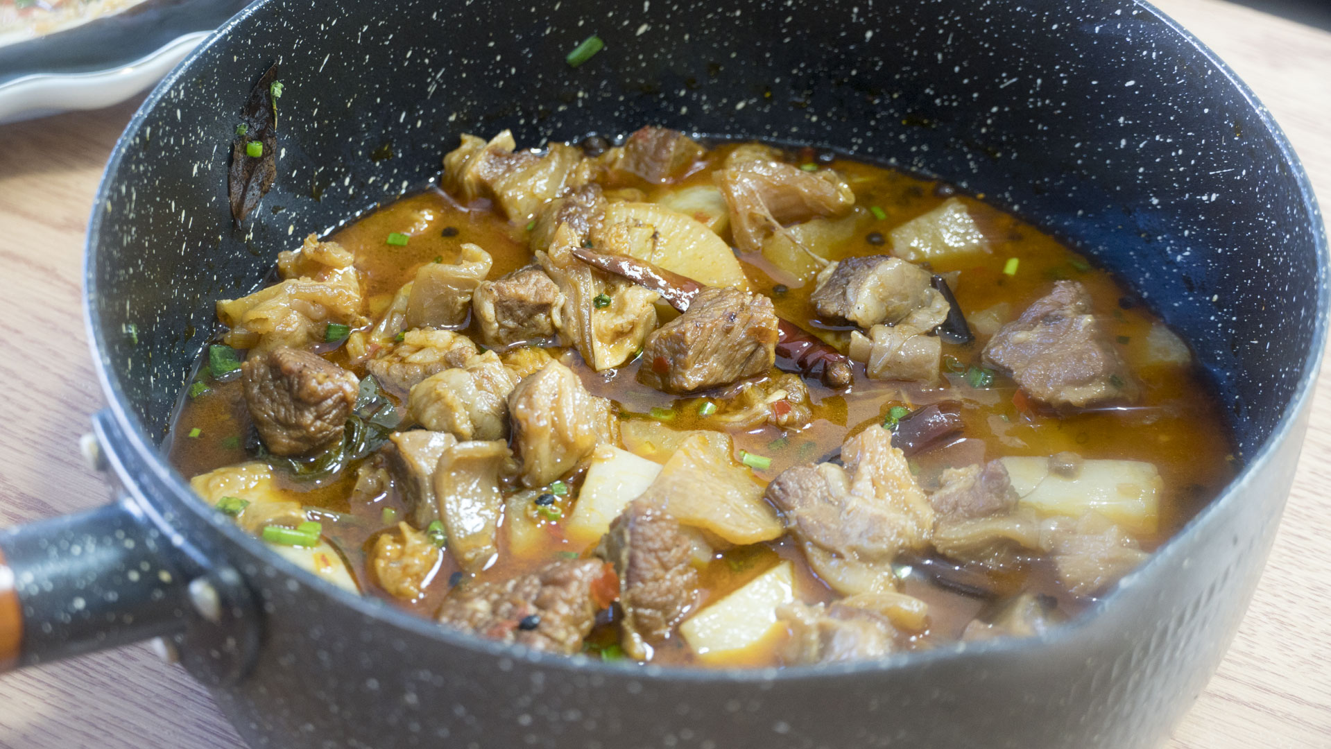 4道家常炖菜,天冷了来一锅,有菜有汤,热热乎乎,边吃边出汗