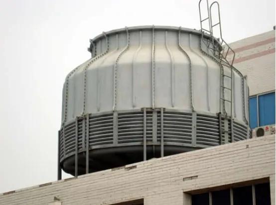 中央空調的冷卻塔你了解多少?