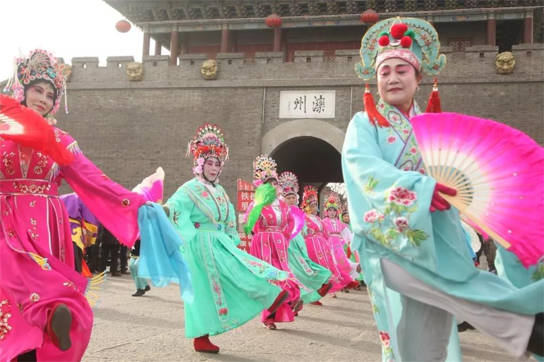 唐图微展|非遗影像展 :国家级非物质文化遗产——秧歌(滦州地秧歌)