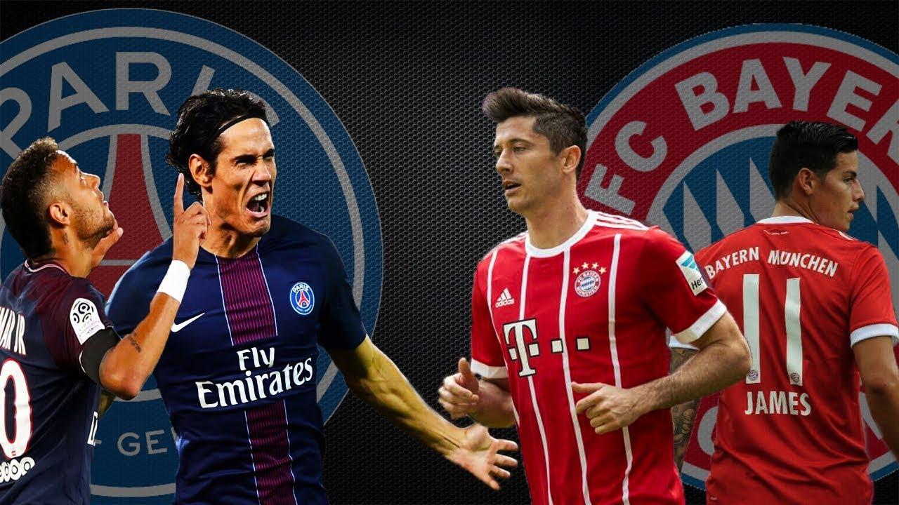 「欧冠杯」总决赛:大巴黎vs拜仁慕尼黑,旧王复辟还是新王登基