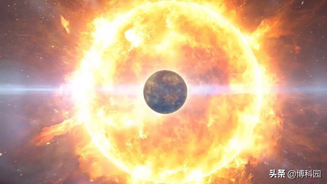 水星是实心的吗?探测水星的自转和重力,发现内核是固态的!