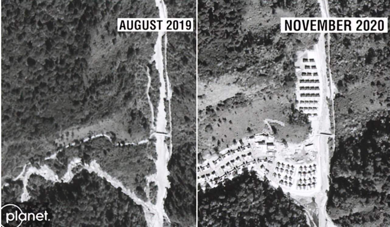 """中国在藏南建村庄"""",印媒跟印度政府急了 环球时报2021-01-20 09:55:54 印度新德里电视台(NDTV)18日的一则独家报道引发很大关注。该报道根据卫星图像称,中国2020年在印度所谓""""阿"""