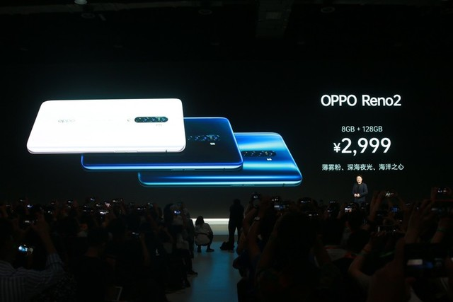 2999元 OPPO Reno2抢先发布 我对iPhone已无兴趣