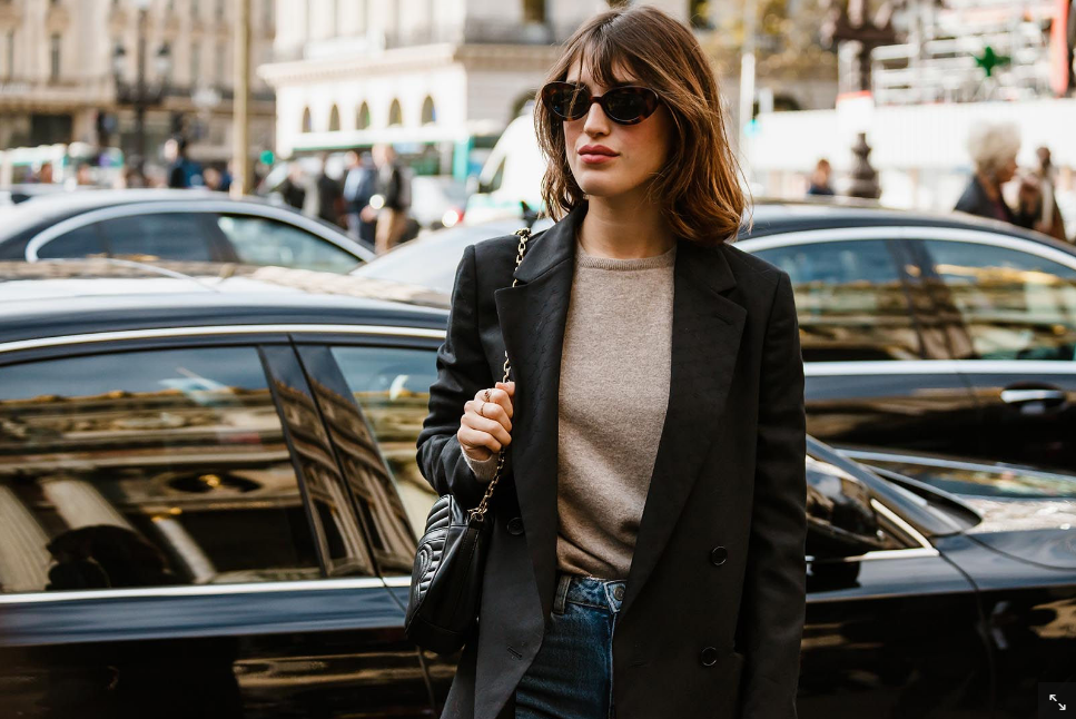学巴黎女人穿出优雅和风格禁碰这10种装扮